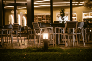 PALMiYE - 3 stubna svetiljka